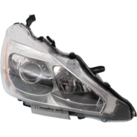 Fits 13-15 NISSAN ALTIMA SEDAN RIGHT PASSENGER HALOGEN HEADLAMP ASSEMBLY