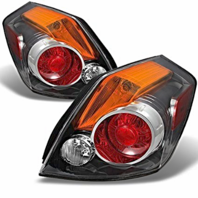 Fits 07-12  ALTIMA SEDAN LEFT & RIGHT TAIL LAMP ASSEMBLIES - SET