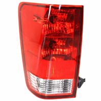 Fits 04-15 Nissan TITAN Left Driver Tail Light - Models without UTILITY BED