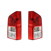 Fits 05-12 NISSAN PATHFINDER LEFT & RIGHT SET TAIL LAMP ASSEMBLIES