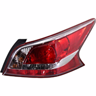 Fits 13-15 NISSAN ALTIMA SEDAN RIGHT PASS TAIL LAMP ASSEMBLY LED TYPE