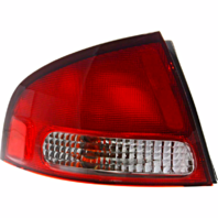 FITS 00-03 NISSAN SENTRA LEFT DRIVER TAIL LAMP ASSEMBLY