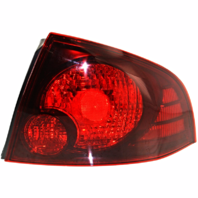 FITS 04-06 NISSAN SENTRA RIGHT PASSENGER TAIL LAMP ASSEMBLY With DARK BEZEL