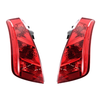 Fits 03-05 NISSAN MURANO LEFT & RIGHT SET TAIL LAMP ASSEMBLIES