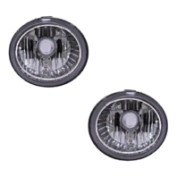 Fits 02-04 Altima, 03-07 Murano, 03-05 FX Left & Right Fog Lamp Assemblies - Set