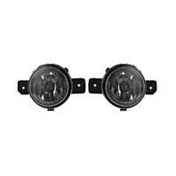 Fits Infiniti G37, M35, M45, JX35, QX60 Left & Right Fog Lamp Assembly - Set