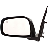 Fits 05-12  Pathfinder Left Driver Power Mirror Smooth W/Heat / Memory