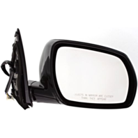 Fits 03-04  Murano Right Pass Power Mirror Unpainted With Heat No Memory