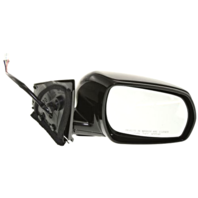 Fits 03-04  Murano Right Passenger Power Mirror Unpainted W/Heat / Memory