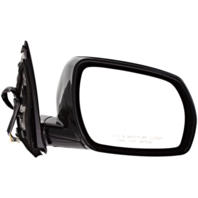 Fits 05-07 Murano Right Pass Power Mirror Unpainted W/Heat/ Entry No Memory