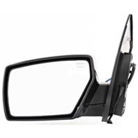 Fits 04-09  Quest Left Driver Power Mirror Unpainted W/Ht No Mem or Puddle