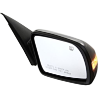 Fits 07-12  Altima Sedan Right Pass Power Mirror W/Heat Signal