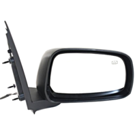 Fits 11-13 Suzuki Equator Right Pass Textured Power MIrror With Heat Manual Fold