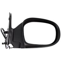 Fits 11/00-04 Pathfinder Right Passenger Power Mirror Textured Black W/Heat