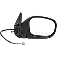Fits 11/00-04 Nissan Pathfinder Right Passenger Power Mirror Unpainted With Heat