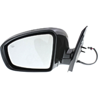 Fits 06-08  FX45 Left Driver Power Mirror W/Ht, Mem, Sensor, Power Fold