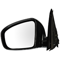 Fits 13-16  Pathfinder Left Driver Power Mirror Unpainted No Ht,Mem,Camera