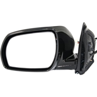 Fits 03-04  Murano Left Driver Power Mirror Unpainted With Memory No Heat