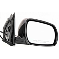 Fits 05-07 Murano Right Pass Power Mirror Unpainted No Heat/Memory/ Entry