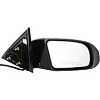 Fits 09-14 Maxima Right Pass Power Mirror Unpainted No Heat, Sig, Mem, Auto Dim