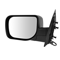 Fits 04 Pathfinder Armada 05-14 Armada Left Driver Pwr Mirror Single Arm ManFold