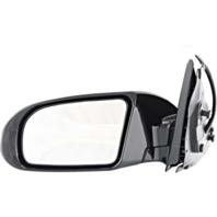 Fits 09-14 Maxima Left Driver Power Mirror Unpainted W/Signal No Ht, Mem,AutoDIm