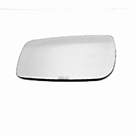 Fits 02-06 Linc LS Left Driver Heated Mirror Glass w/ Rear Mount Bracket