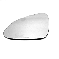 Fits 11-15 Regal Left Deiver Heated Mirror Glass  w/Rear Mount Bracket