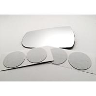 Fits 13-15 Malibu 16-17 Limited Left Driver Mirror Glass Lens Heated w/Adhesive  USA