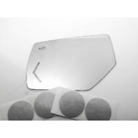 Fits 15-17 Tahoe Suburban Yukon Escalade Left Mirror Glass Lens Signal Blindspot