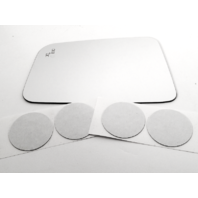 Fits 11-14 Edge, Linc MKX Left Driver Mirror w/ Blindspot CrossPath Detect Manual Folding