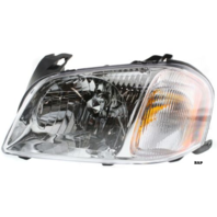 Fits 01-04  TRIBUTE LEFT DRIVER HEADLAMP ASSEMBLY