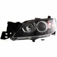 Fits 04-09  3 SEDAN LEFT DRIVER HALOGEN HEADLAMP ASSEMBLY