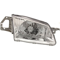 Fits 99-00  Protege Right Passenger Headlamp Assembly