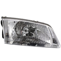 Fits 00-02 Mazda 626 Right Passenger Headlamp Assembly