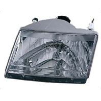 Fits 01-10  Pickup Left Driver Headlamp Assembly