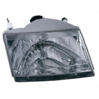 Fits 01-10  Pickup Right Passenger Headlamp Assembly