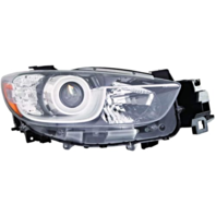Fits 13-16  CX-5 RIGHT PASSENGER HALOGEN HEADLAMP ASSEMBLY