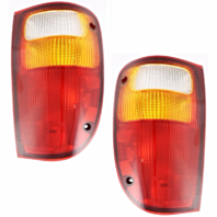 Fits 01-10 Mazda Pickup / 05-07 Ford Ranger STX Left & Right Tail Lamp