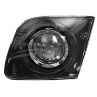 Fits 04-06   3 SEDAN RT PASS BACK-UP LAMP ASSM LID MOUNTED, CLEAR LENS
