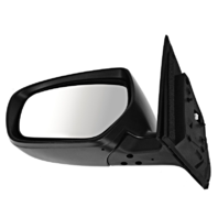 Fits 10-15  CX9 Left Driver Power Mirror Unpainted W/Heat, Signal