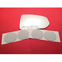 Fits  09-17 Nissan 370Z Right Pass Convex Mirror Glass Lens w/ Adhesive