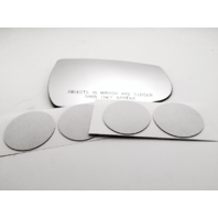 Fits 13-15 Malibu 16-17 Limited Right Pass Mirror Glass Lens w/Adhesive  USA
