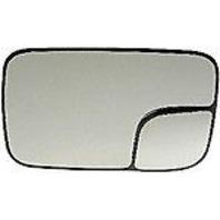 Fits 05*-09 Ram P/U Left Driver Mirror w/Heat w/Holder  Flip Up 2 Piece Type