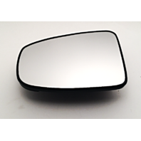 Fits 09-13 Nis Murano, 08-12 Inf EX35, FX35, 09-13 FX50, 13-14 FX37, 14-16 QX 50, QX70 Left Driver Heated Mirror Glass w/ Rear Holder
