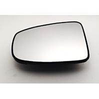 Fits 09-14 Nis Murano, 08-12 Inf EX35, FX35, 09-13 FX50, 13-14 FX37, 14-16 QX 50, QX70 Left Driver Heated Mirror Glass w/ Rear Holder