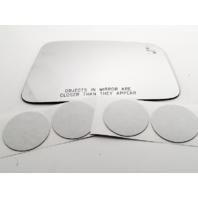 Fits 11-14 Edge, Linc MKX Right Pass Mirror w/ Blindspot CrossPath Detect Manual Folding