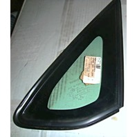 Fits 04-09  Prius Right Passenger Side Front Fixed Vent Window Glass  New OE