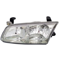 Fits 00-01 Toy Camry Left Driver Side Headlight Assembly