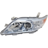 Fits 10-11 Toy Camry Hybrid Left Driver Side Halogen Headlight Assembly